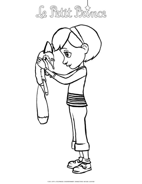 the little prince coloring pages the aviator and the little prince coloring pages prince the pages coloring little