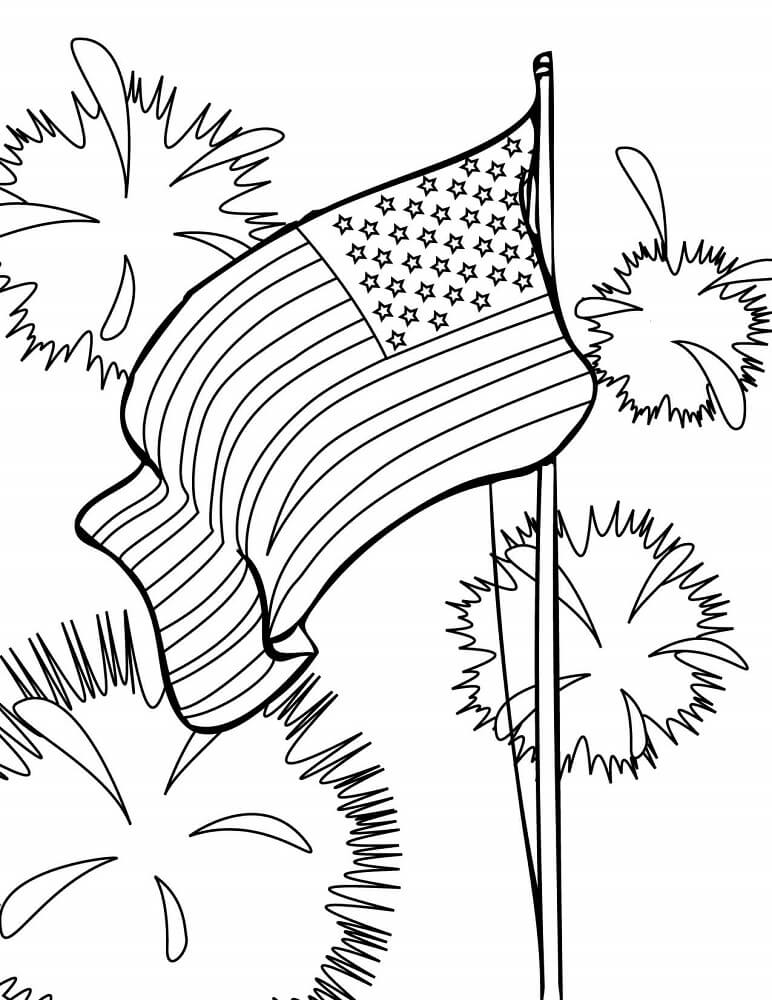 4 of july coloring sheets fourth of july coloring pages coloring of 4 sheets july