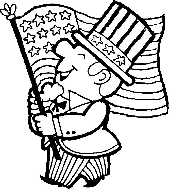 4 of july coloring sheets fourth of july coloring pages july of coloring sheets 4