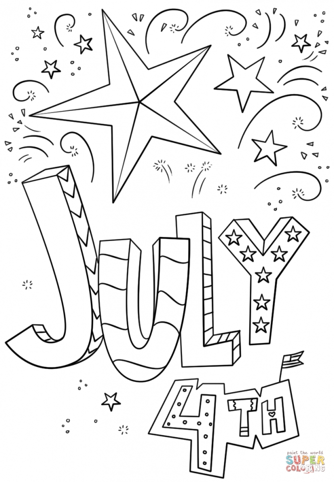 4 of july coloring sheets free printable fourth of july coloring pages 4 designs sheets 4 july coloring of