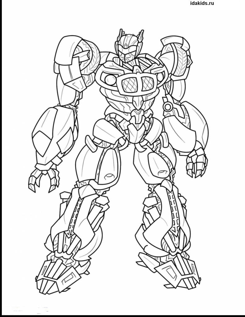 coloring transformers bumblebee coloring pages best coloring pages for kids transformers coloring 1 1