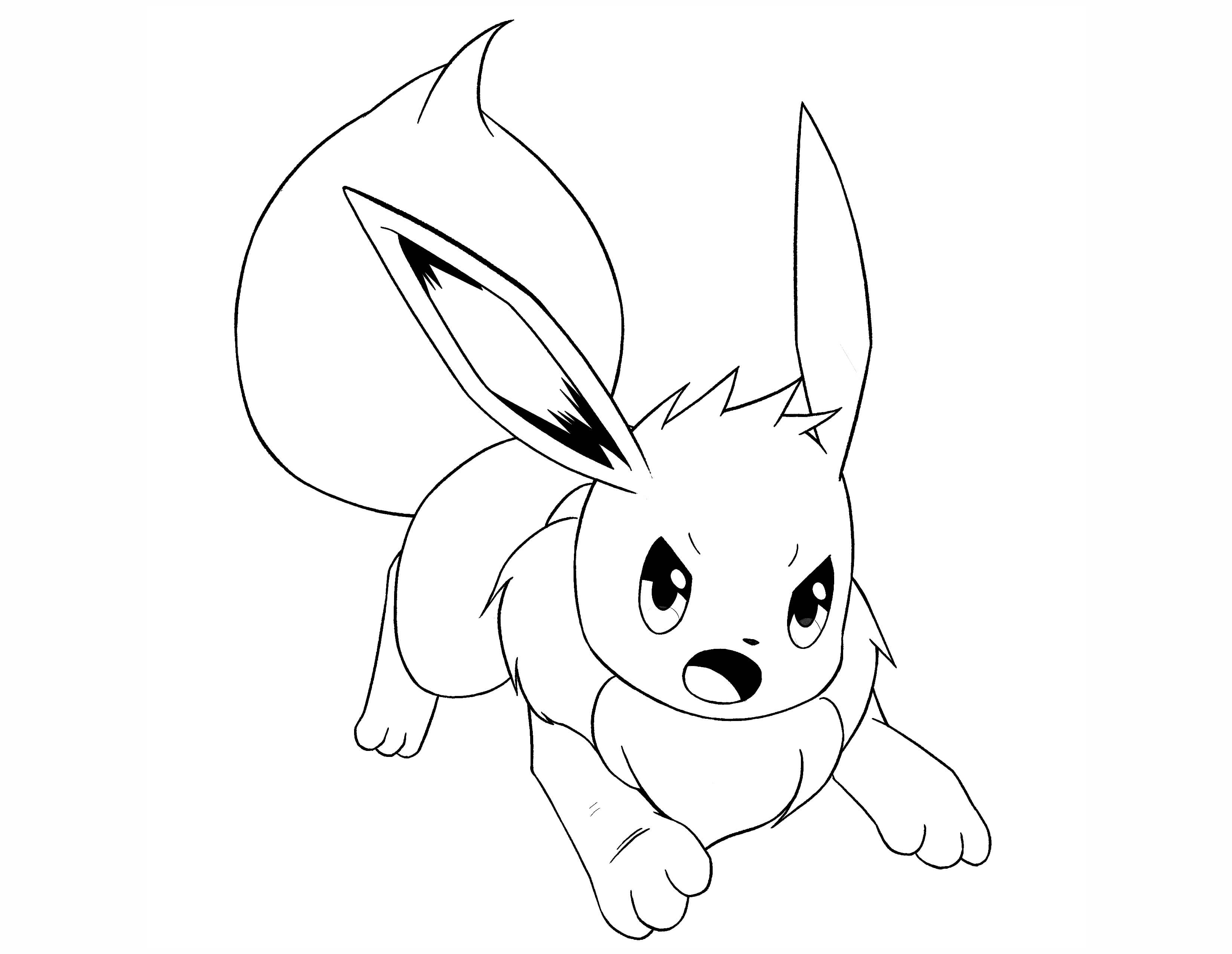 eevee coloring sheets eevee coloring pages to download and print for free coloring eevee sheets