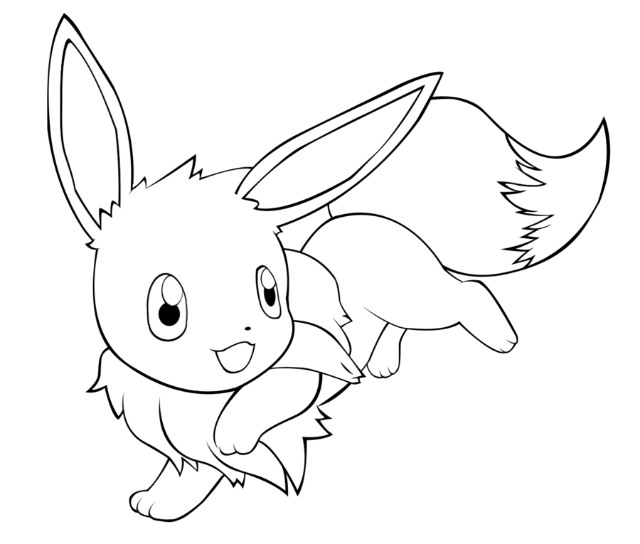 eevee coloring sheets eevee lineart by lilli myers123 on deviantart sheets coloring eevee