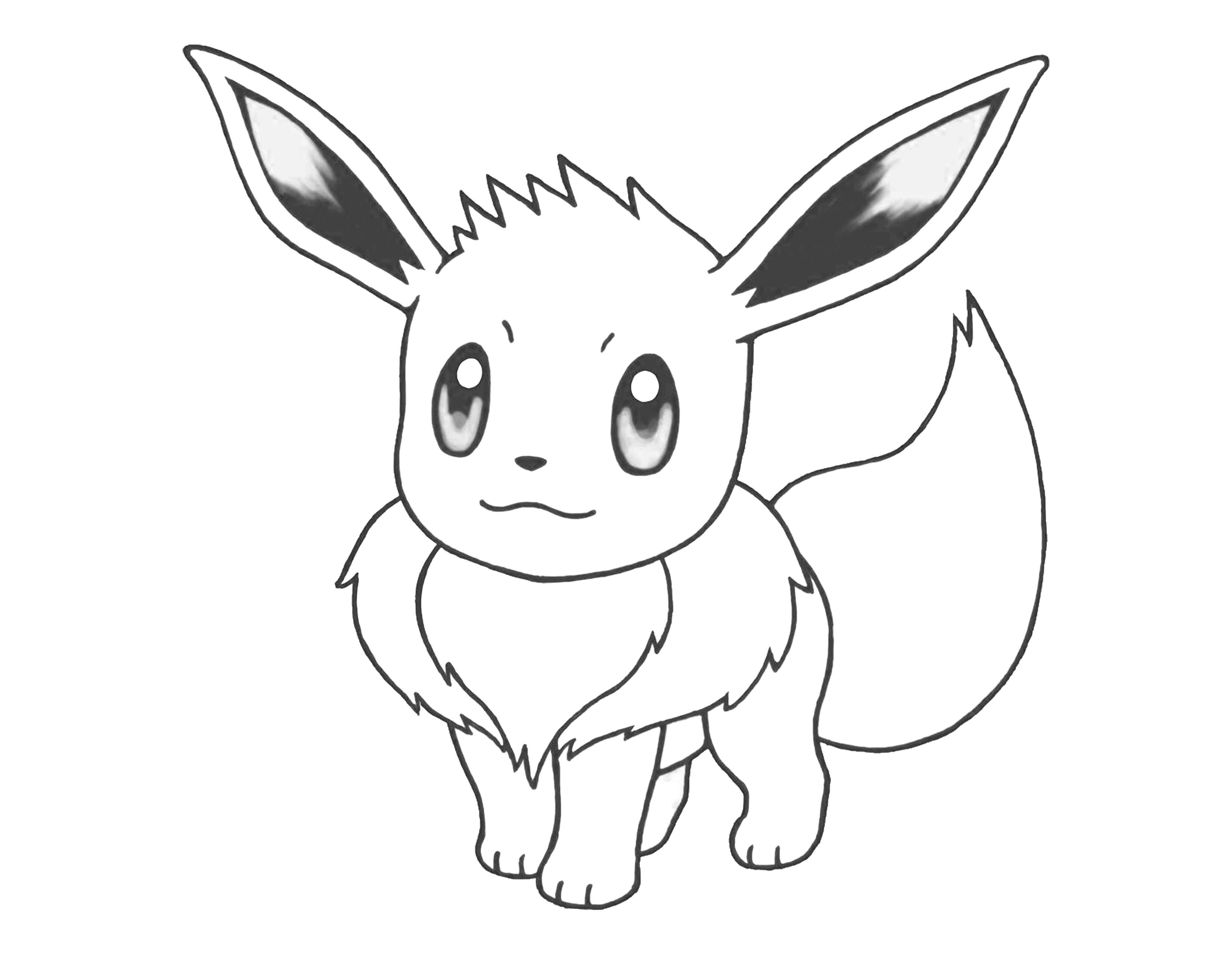 eevee coloring sheets pokemon coloring page eevee coloring pics coloring home sheets eevee coloring
