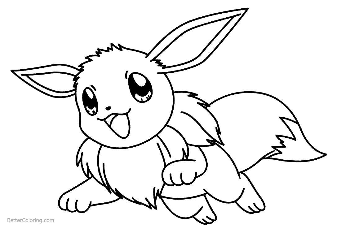 eevee coloring sheets pokemon coloring pages eevee evolutions coloring home coloring sheets eevee