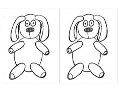 Knuffle bunny coloring pages pdf