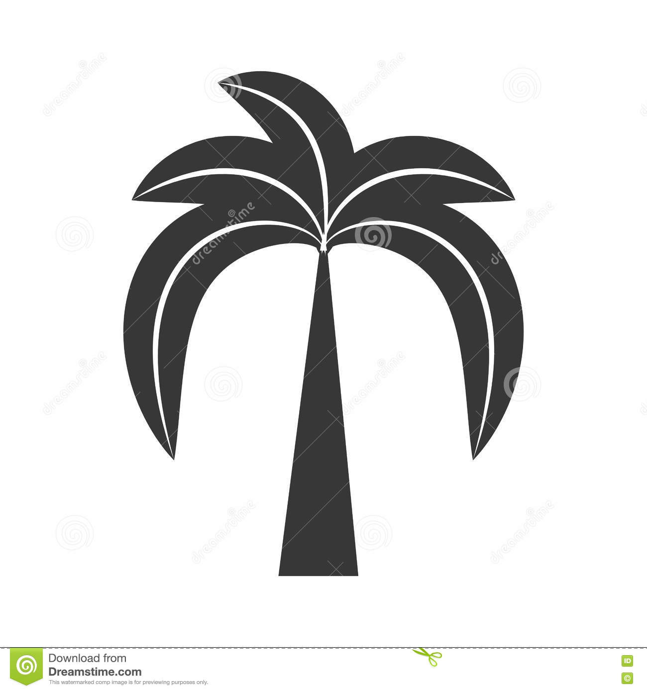 palm tree outline palm tree drawing outline at getdrawings free download tree outline palm