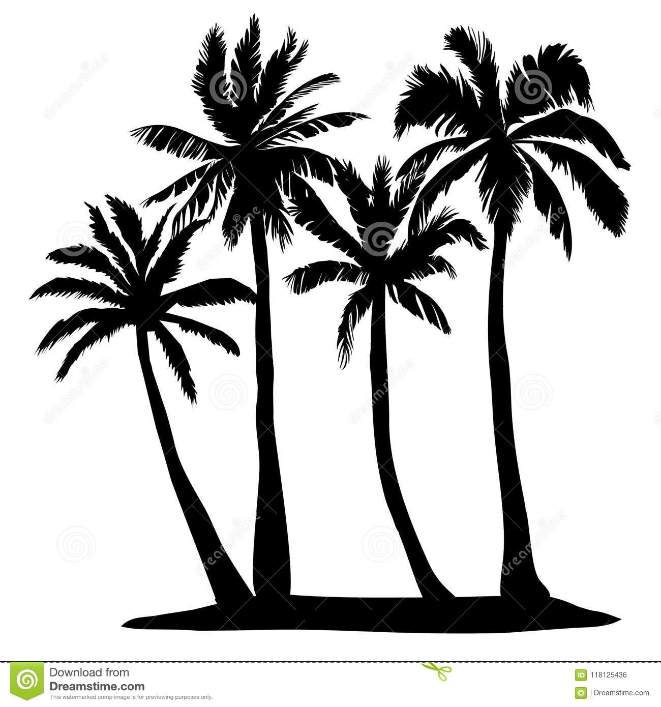 palm tree outline palm tree outline icons free download outline tree palm