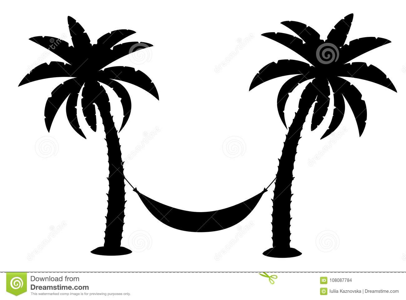 palm tree outline palm trees outline shape stock illustration download tree palm outline