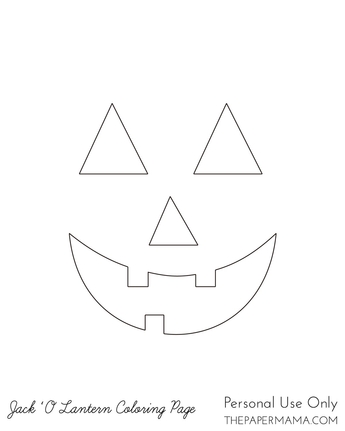 pumpkin faces coloring pages scary pumpkin coloring page free printable coloring pages pumpkin faces pages coloring