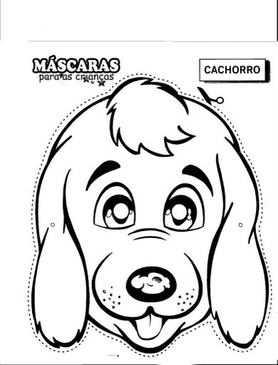 puppy mask coloring page dog mask free coloring pages coloring pages page puppy coloring mask