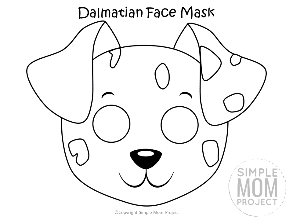 puppy mask coloring page mask coloring pages coloring pages to download and print page mask coloring puppy