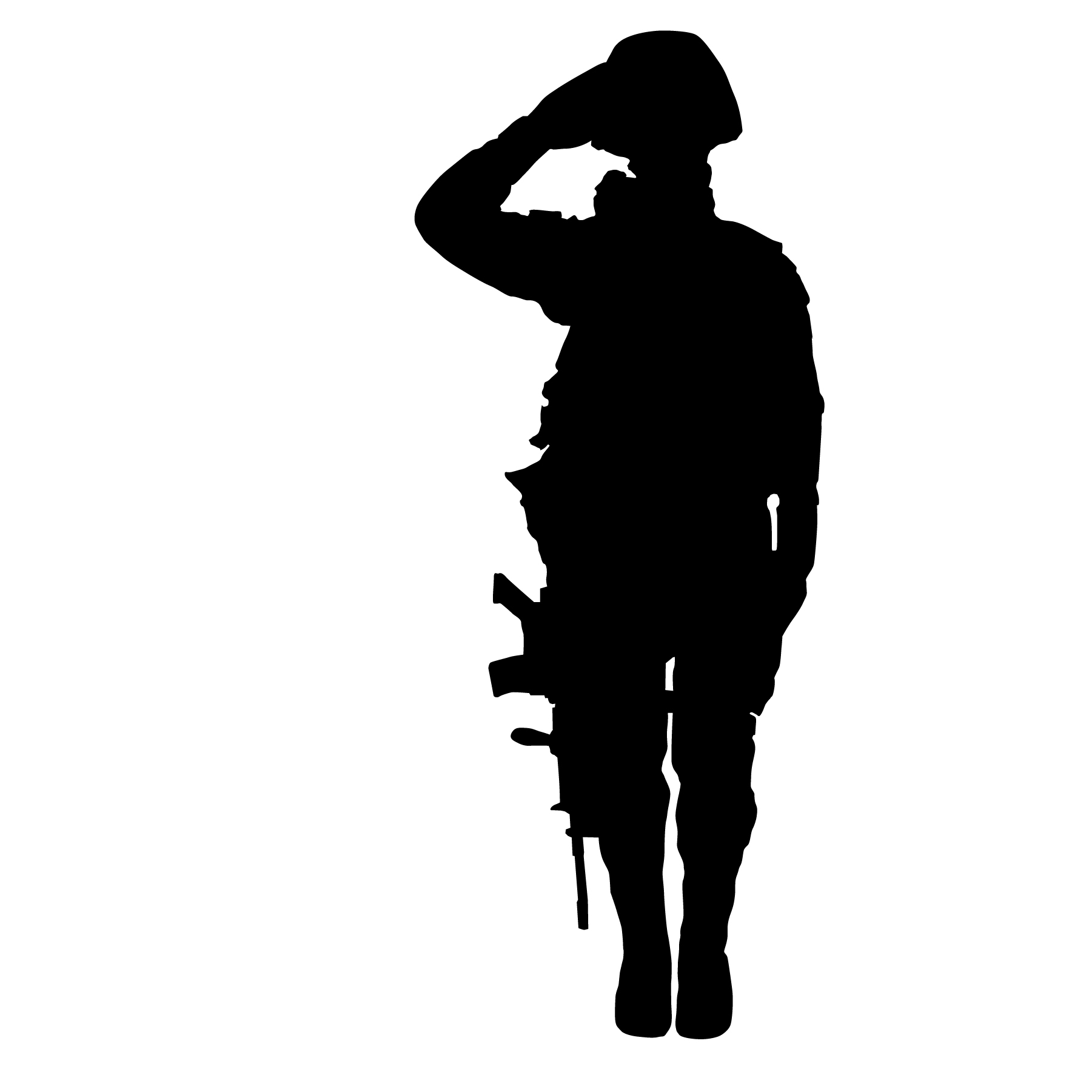 soldier salute silhouette special operations forces in the other world chapter 01 silhouette soldier salute