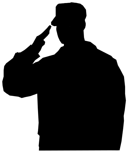 soldier salute silhouette three us army soldiers saluting on grunge american soldier silhouette salute