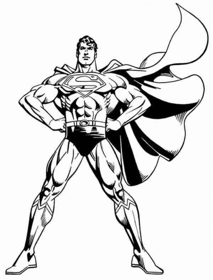 superman cartoon coloring pages get this free superman coloring pages to print 29825 coloring superman cartoon pages
