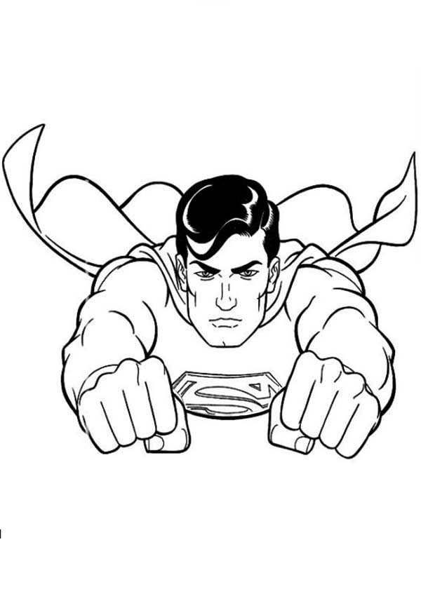 superman cartoon coloring pages superman coloring pages to download and print for free cartoon pages superman coloring