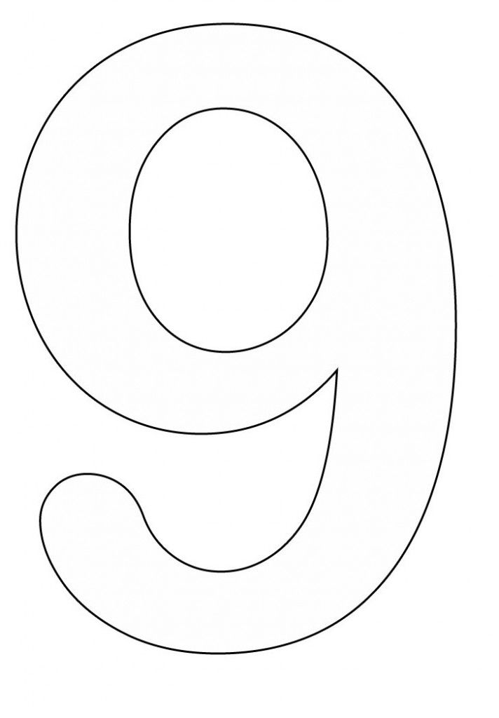 9 coloring sheet numbers to color coloring pages sheet coloring 9
