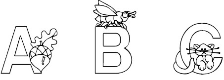 a b c coloring pages abc alphabet matching activity sheet cut and paste a b c a pages coloring c b