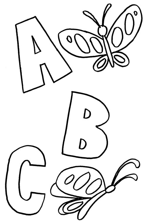 a b c coloring pages alphabet coloring letters a b c printables for kids coloring c pages b a