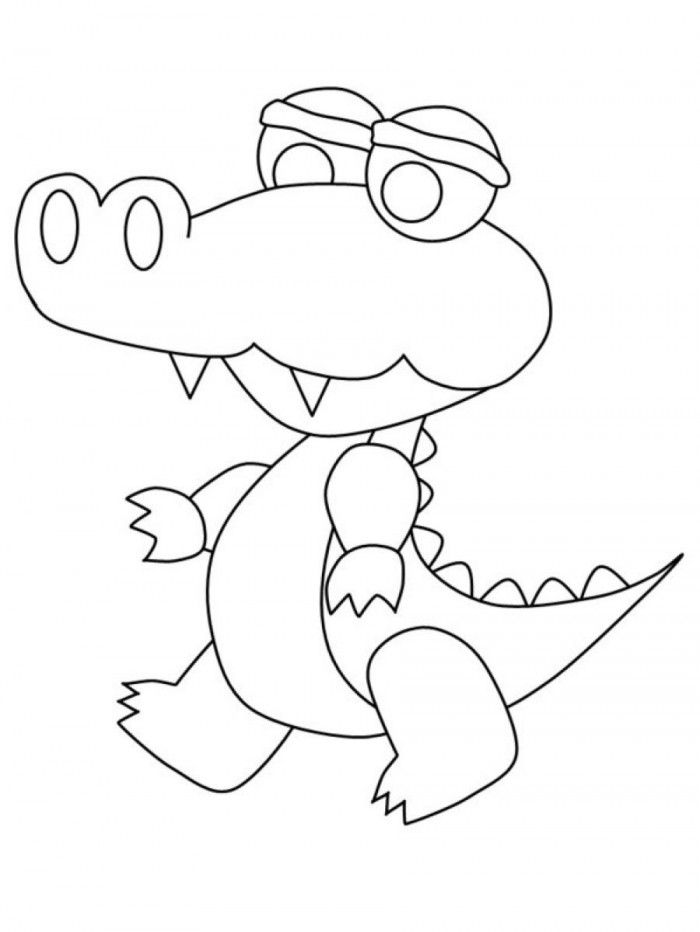 a for alligator coloring page printable alligator coloring pages coloring home a alligator for page coloring