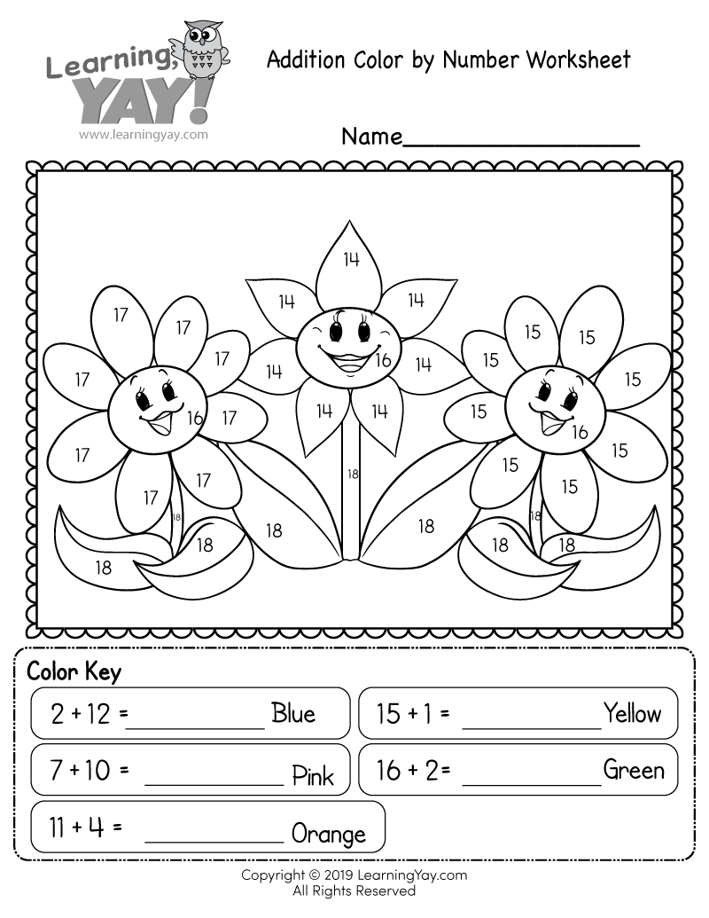 addition coloring worksheets 1st grade coloring addition worksheets for grade 1 in 2020 1st addition 1st grade worksheets coloring