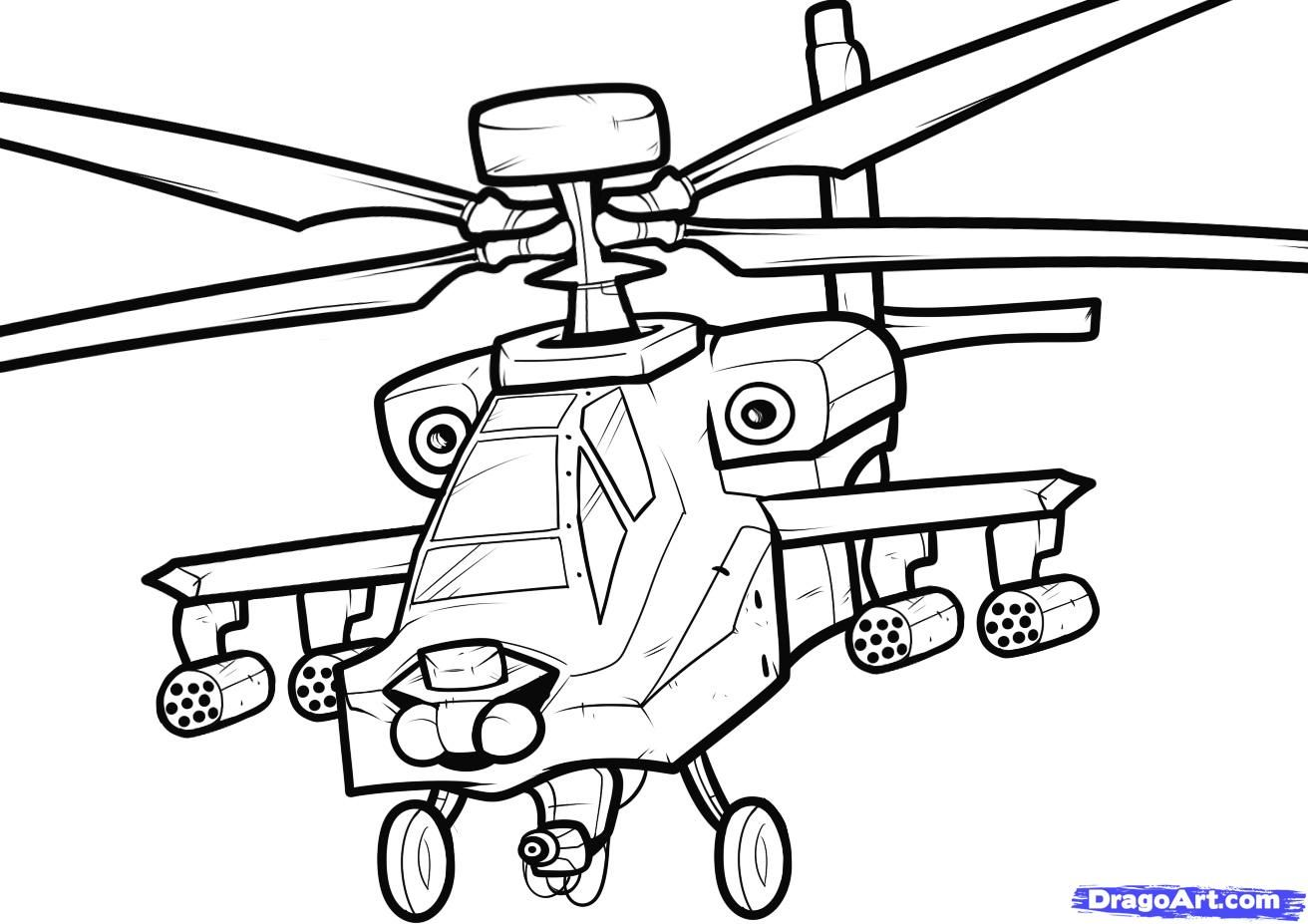 airplane and helicopter coloring pages pictures of tanks to color how to draw an apache apache coloring airplane and pages helicopter