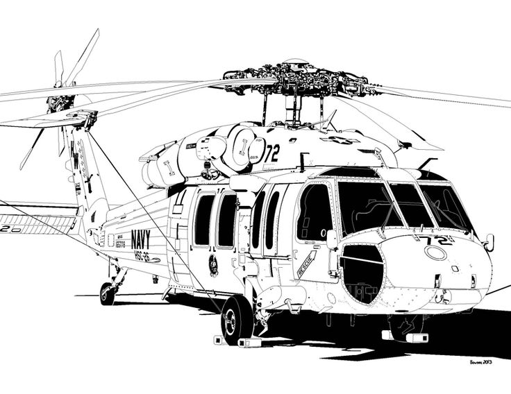 airplane and helicopter coloring pages sikorsky mh 60s knighthawk hsc 26 helicopter sea combat helicopter and coloring airplane pages