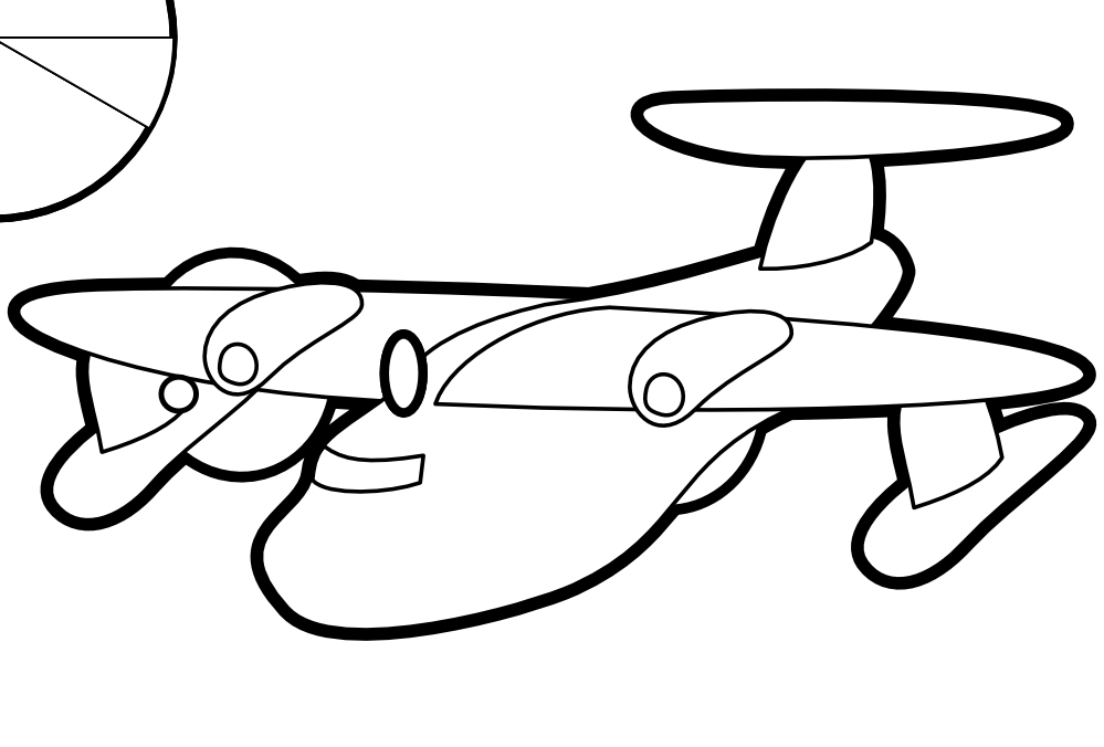 airplane clipart coloring 1126 free clipart of a military jetpng coloring pages clipart airplane coloring