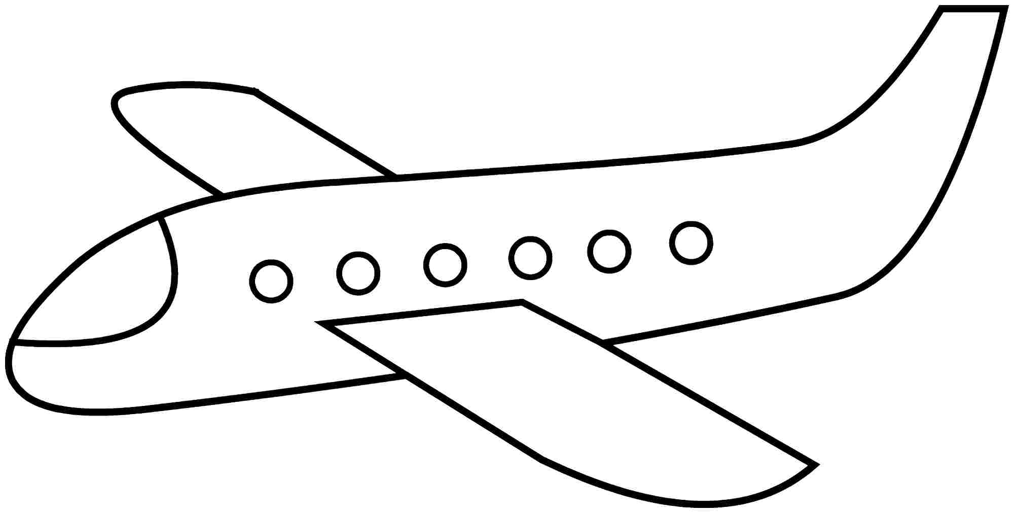 airplane clipart coloring airplane drawing free download on clipartmag clipart airplane coloring