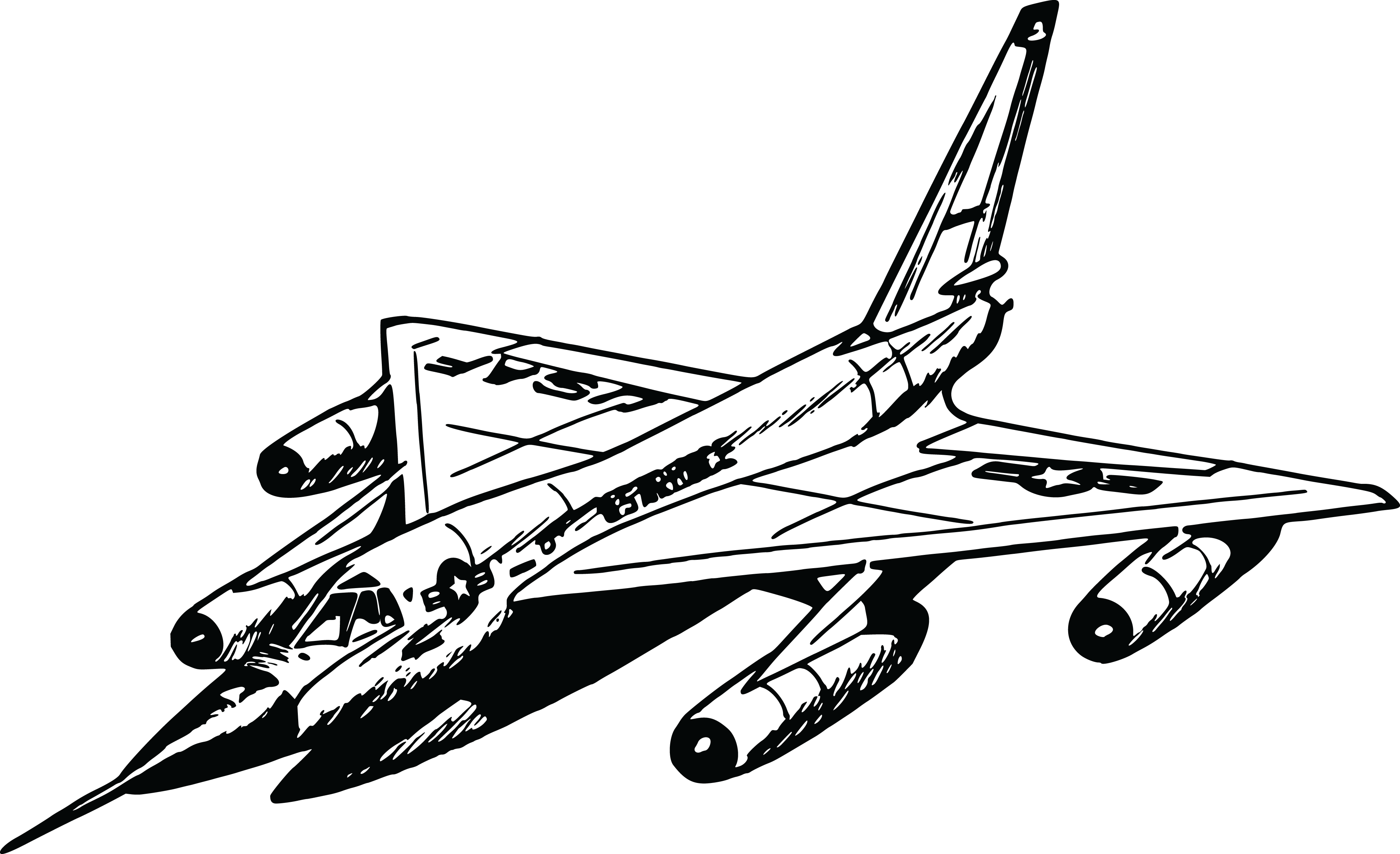 airplane clipart coloring basic airplane drawing free download on clipartmag clipart coloring airplane