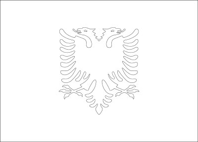 albanian flag coloring page coloring page for the flag of albania albanian coloring flag page