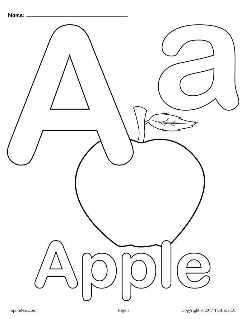 alphabet coloring sheet coloring pages letter coloring pages for kids a z coloring sheet alphabet