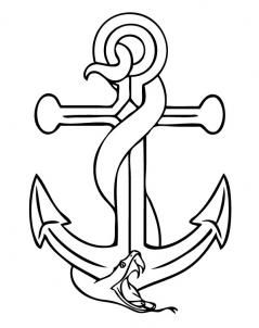 anchors to draw anchor clipart easy anchor easy transparent free for to draw anchors