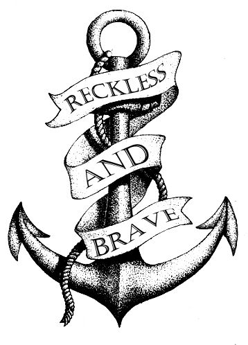 anchors to draw design stamp anchor with rope 58 inch x 14 inch to anchors draw