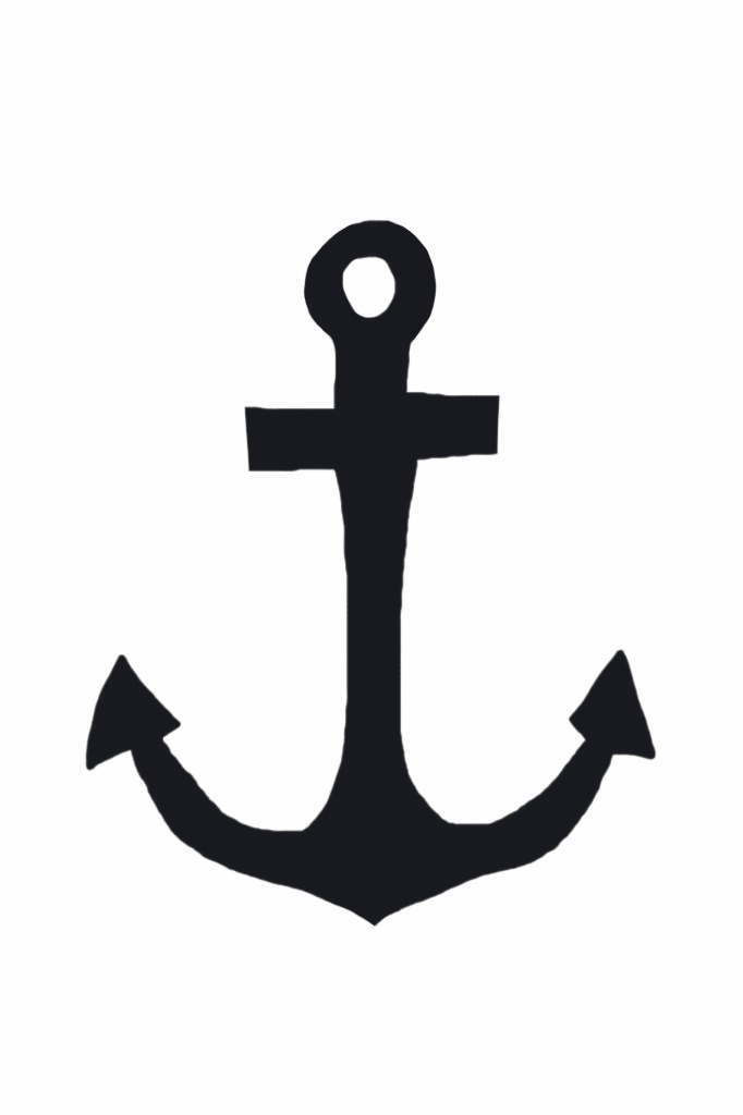 anchors to draw latest hd how to draw an anchor step by step easy hd anchors draw to