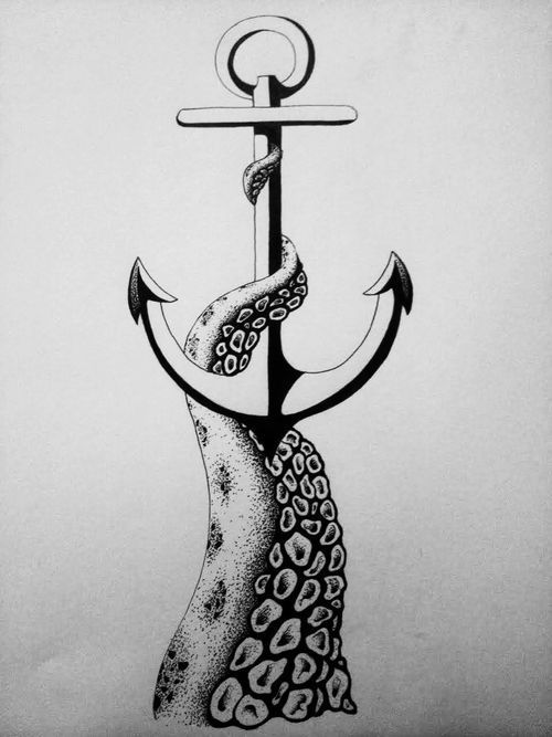 anchors to draw pin on drawing ideas to draw anchors