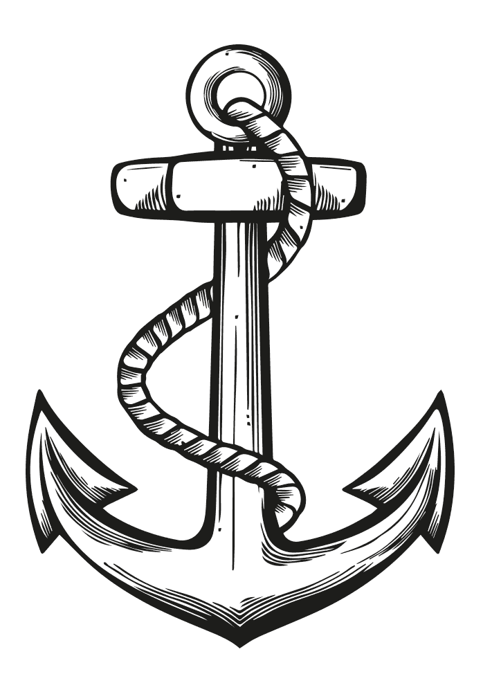 anchors to draw simple anchor drawing at getdrawings free download draw anchors to