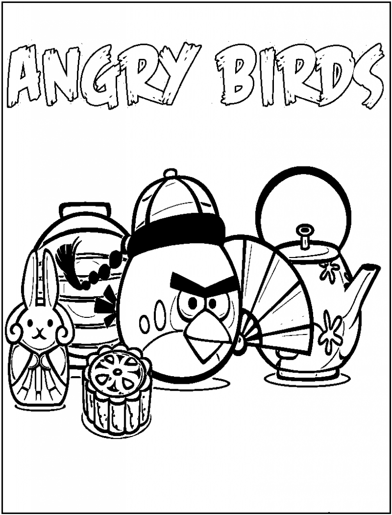 angry birds coloring pages angry birds coloring pages for your small kids angry coloring birds pages