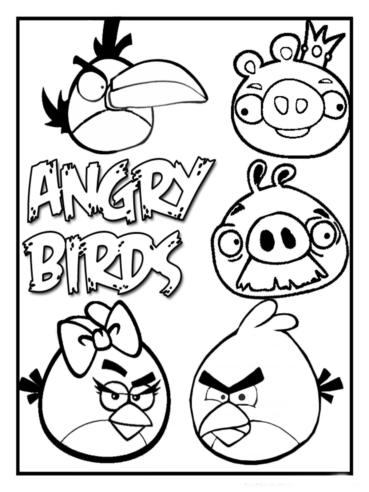 angry birds coloring pages free printable angry bird coloring pages for kids pages angry birds coloring