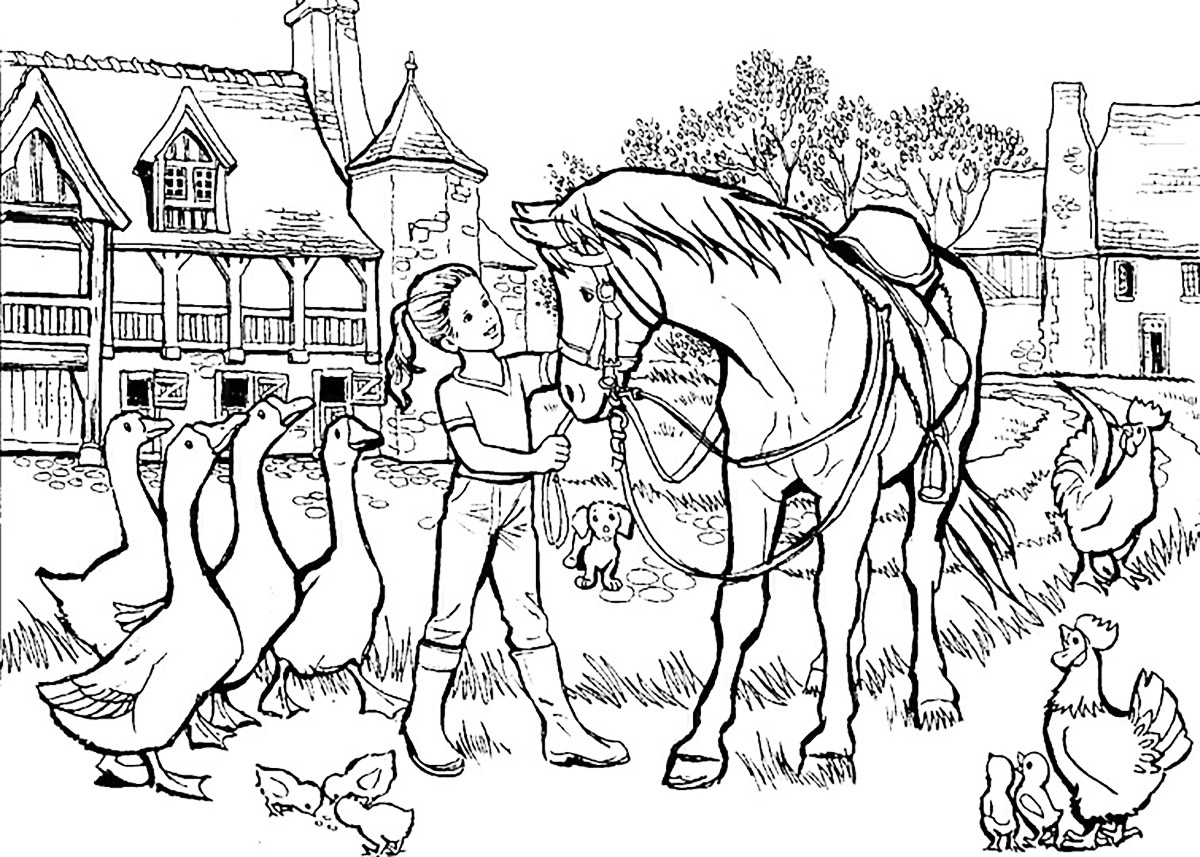animal girl coloring pages anime animals coloring pages coloring home coloring animal girl pages