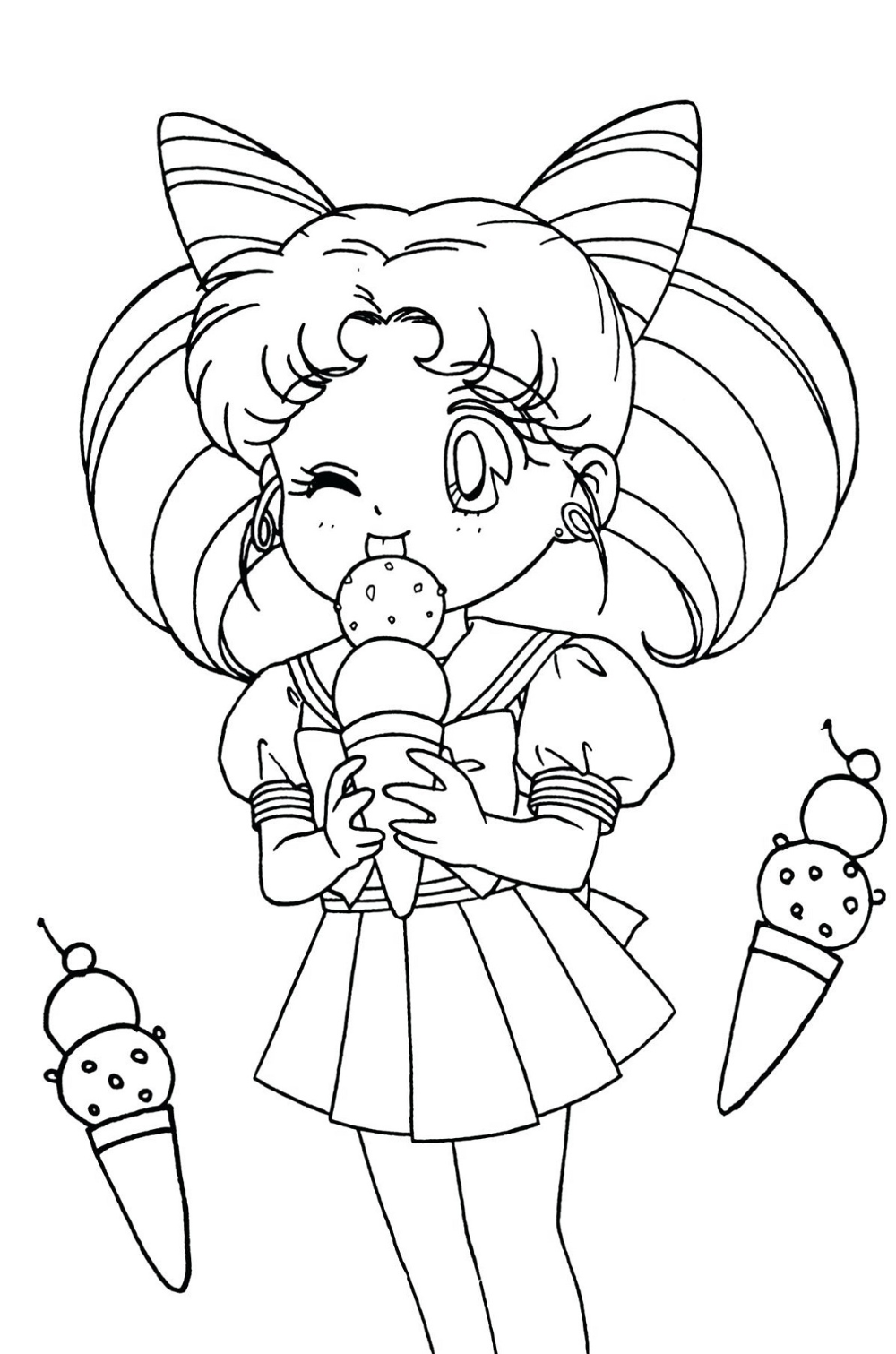 animal girl coloring pages chibi girl coloring pages k5 worksheets in 2020 pages animal coloring girl