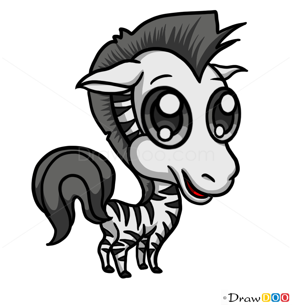 anime animals drawings how to draw a zebra cute anime animals drawings anime animals