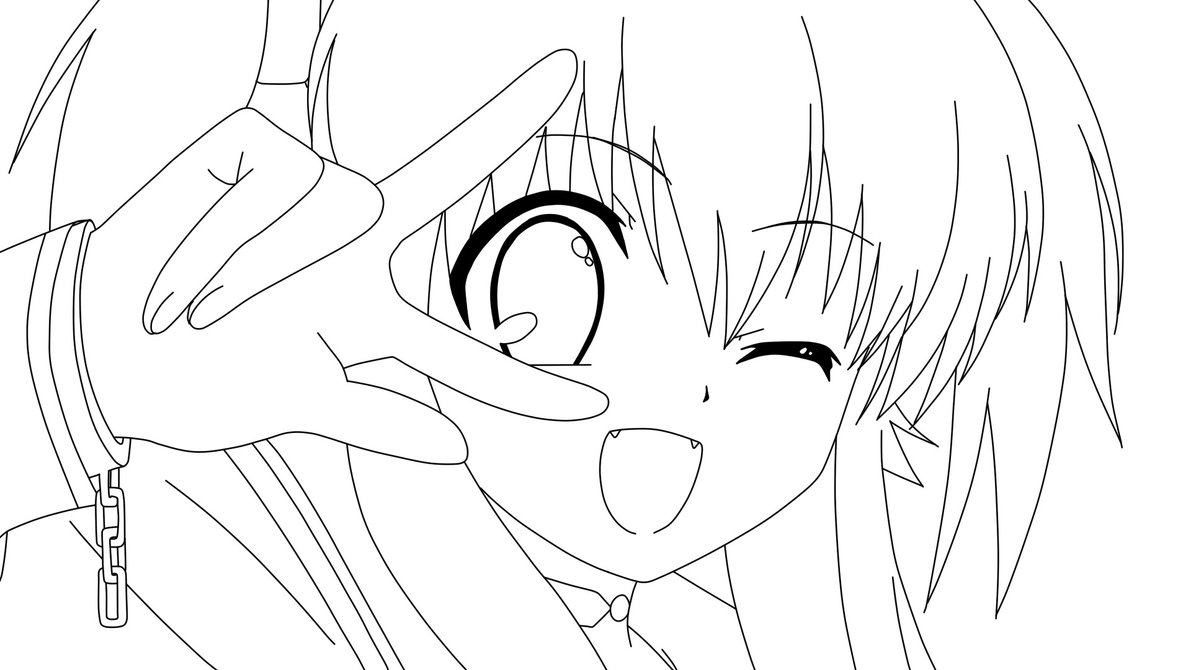 anime cat girl coloring pages anime cat girl coloring pages at getdrawings free download cat anime girl coloring pages