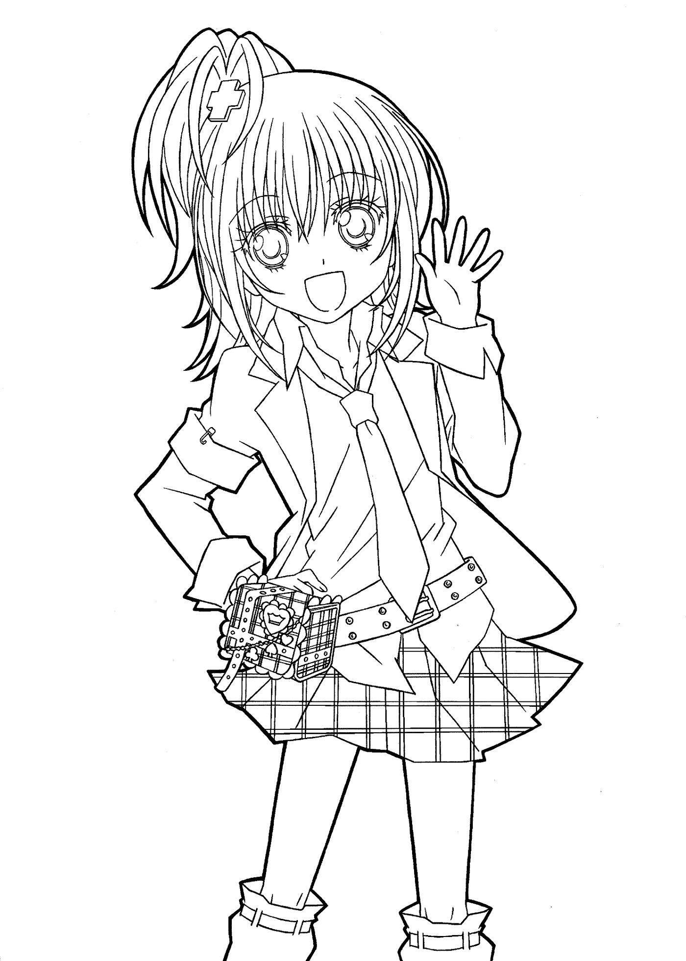 anime girl coloring pages printable free printable anime coloring pages coloring home coloring pages anime girl printable