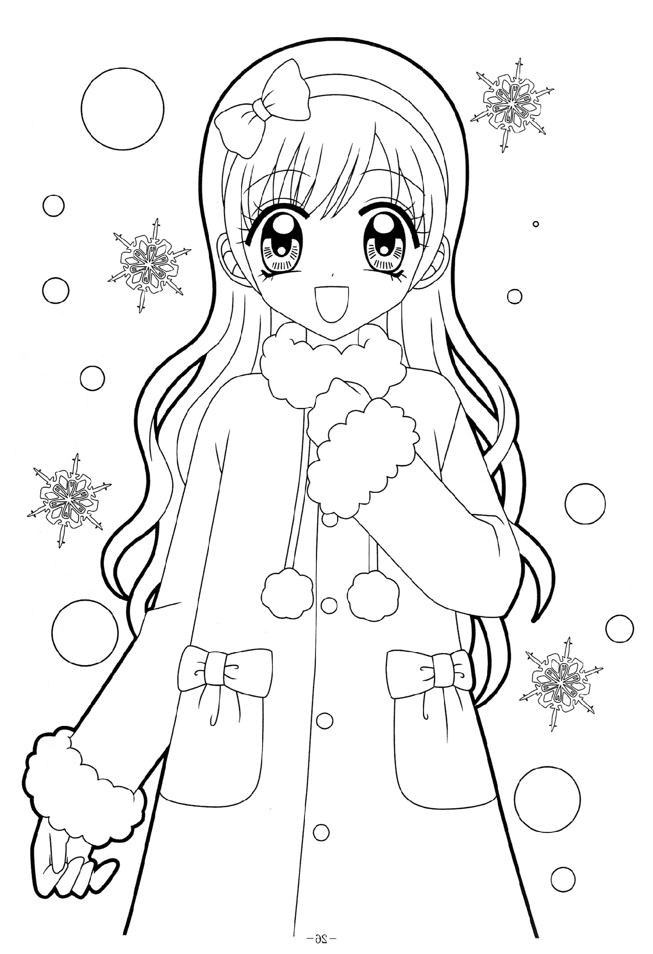 anime kawaii girl coloring pages 8 anime girl coloring pages pdf jpg ai illustrator girl coloring kawaii pages anime