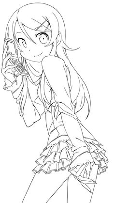 anime kawaii girl coloring pages cute anime face girls coloring pages coloring home pages girl kawaii anime coloring
