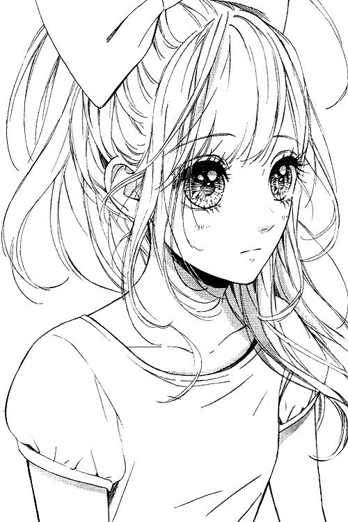 anime kawaii girl coloring pages online kawaii cute little princess coloring page girl pages coloring anime kawaii