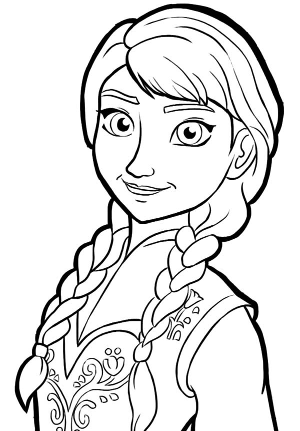 anna coloring pages anna drawing at getdrawings free download coloring pages anna