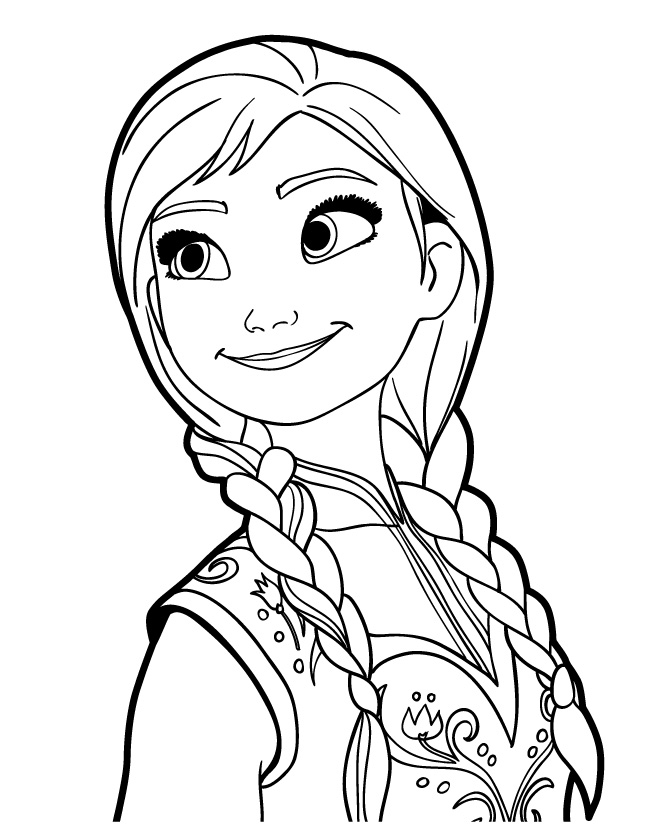 anna coloring pages anna frozen coloring pages coloring pages to download anna coloring pages