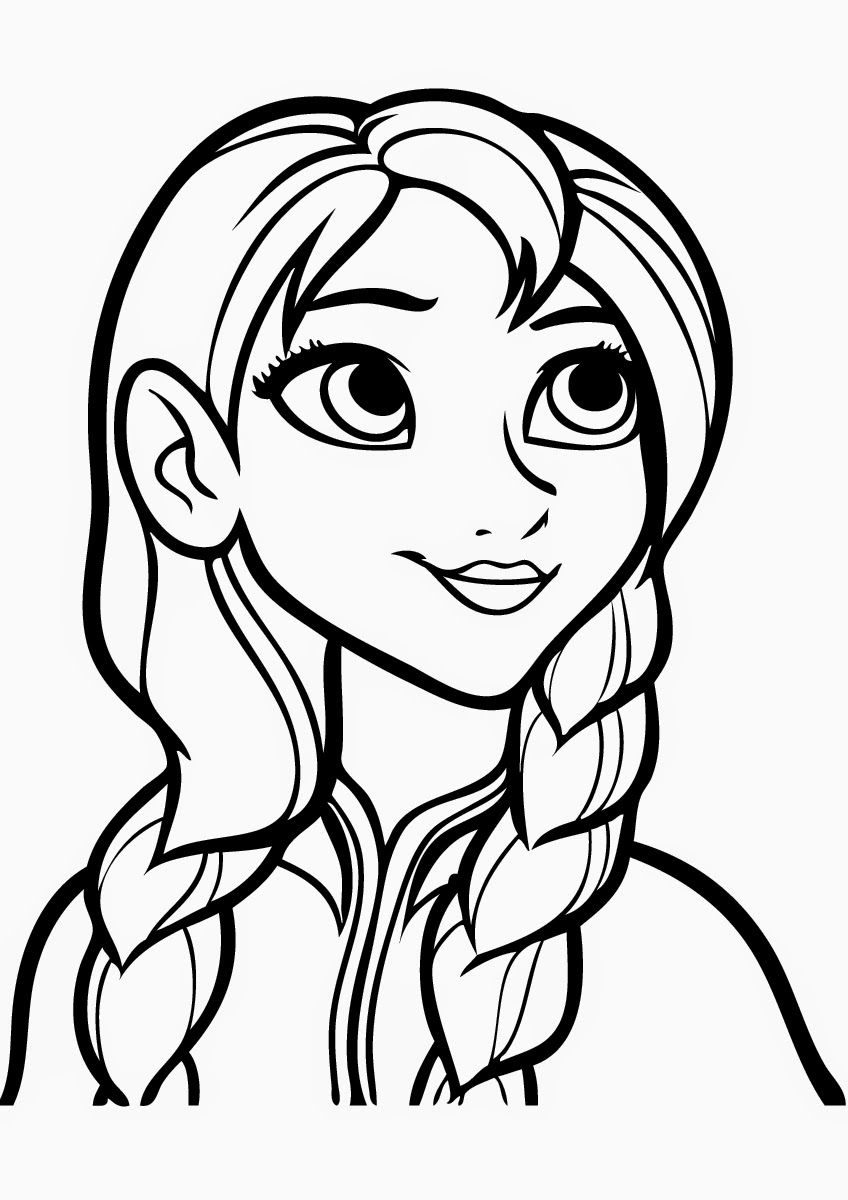 anna coloring pages frozen anna coloring page pages anna coloring